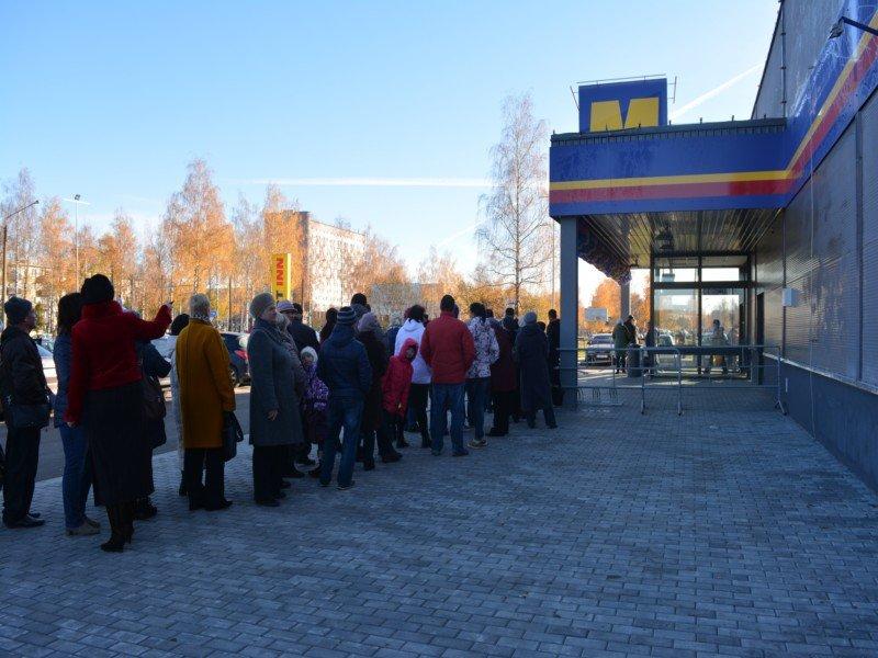Фоторепортаж: Открытие магазина «MART INN» в Новополоцке, фото-20