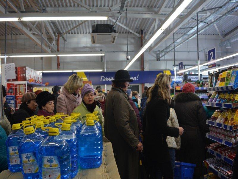 Фоторепортаж: Открытие магазина «MART INN» в Новополоцке, фото-17