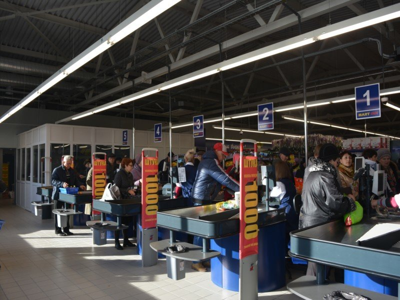 Фоторепортаж: Открытие магазина «MART INN» в Новополоцке, фото-8