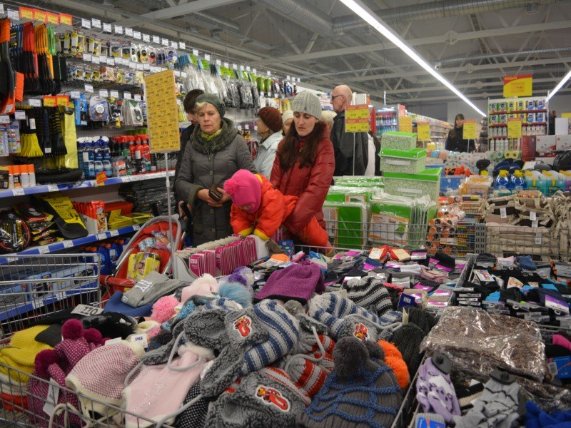 Фоторепортаж: Открытие магазина «MART INN» в Новополоцке, фото-13