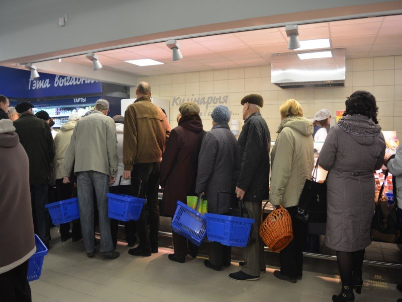 Фоторепортаж: Открытие магазина «MART INN» в Новополоцке, фото-10