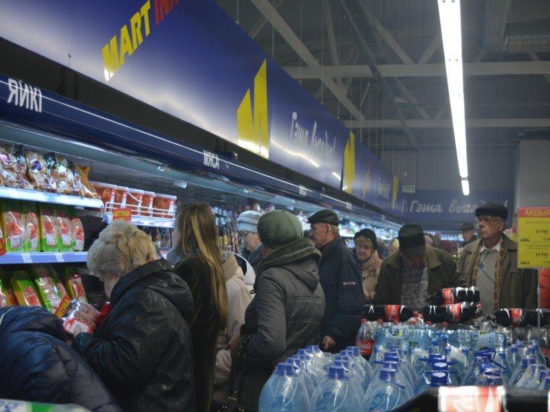Фоторепортаж: Открытие магазина «MART INN» в Новополоцке, фото-16