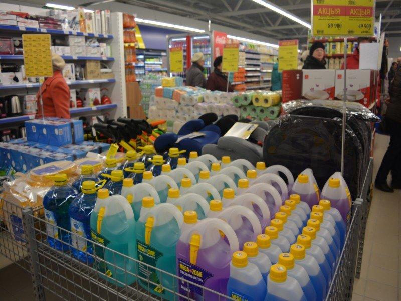 Фоторепортаж: Открытие магазина «MART INN» в Новополоцке, фото-12