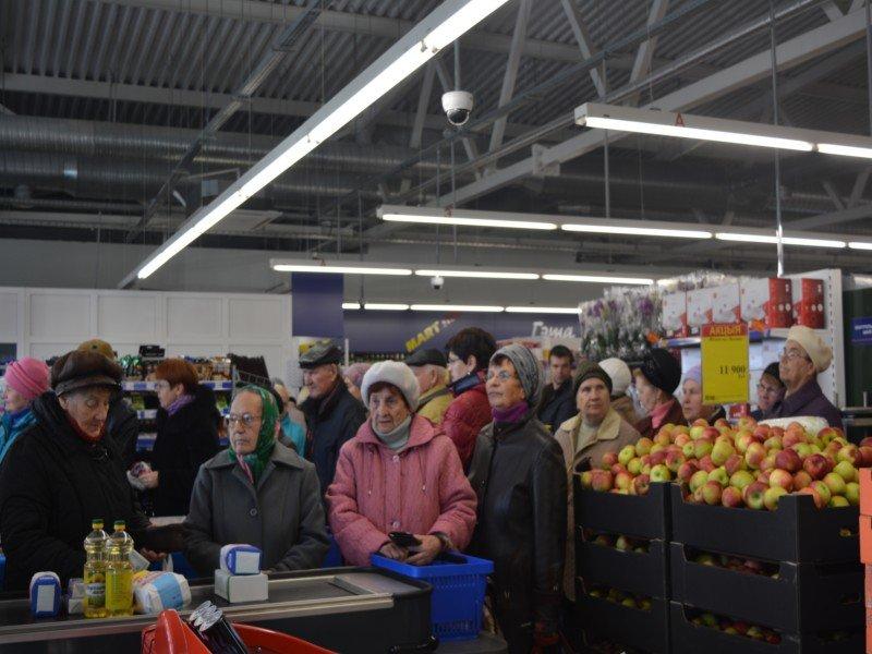 Фоторепортаж: Открытие магазина «MART INN» в Новополоцке, фото-22