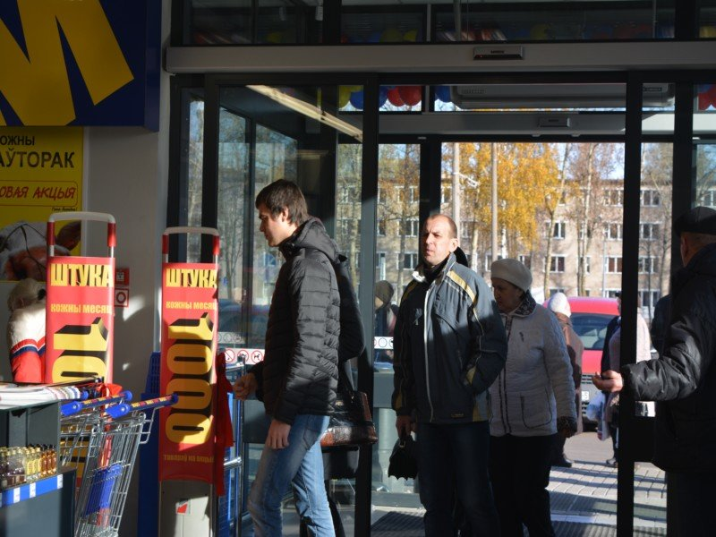 Фоторепортаж: Открытие магазина «MART INN» в Новополоцке, фото-9
