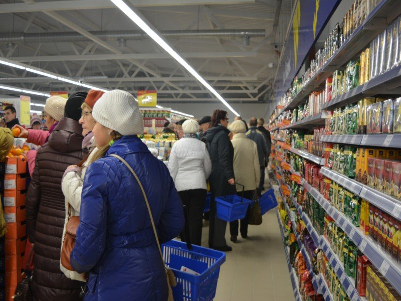 Фоторепортаж: Открытие магазина «MART INN» в Новополоцке, фото-15