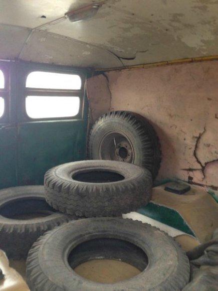 Александрийские армяне передали машину для АТО (фото) - фото 1