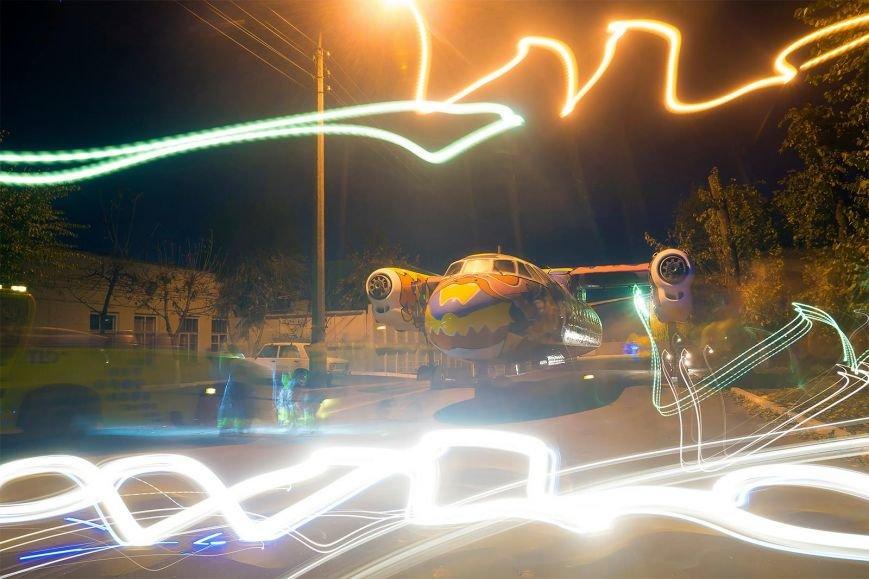 "В аэропорту ""Киев"" установили арт-самолёт (ФОТО), фото-3"
