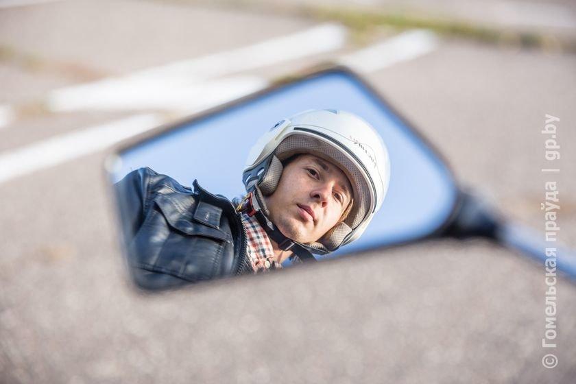 Бизнес по-гомельски: молодой предприниматель купил мотоцикл и сдает его напрокат всем желающим (фото) - фото 4