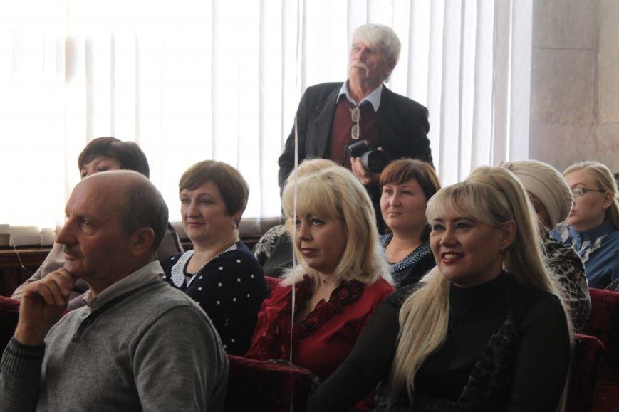 Добропольским социальным работникам устроили праздник (ФОТО), фото-3
