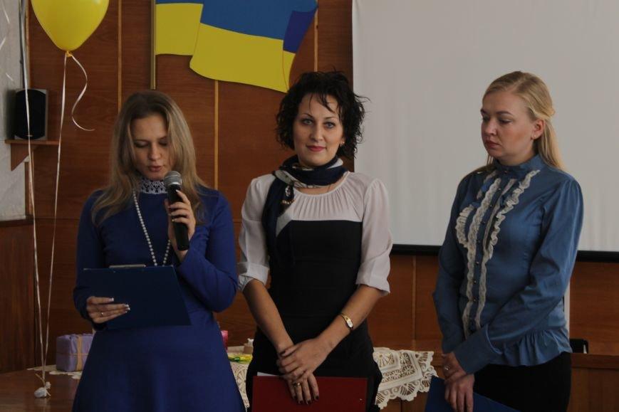 Добропольским социальным работникам устроили праздник (ФОТО), фото-6