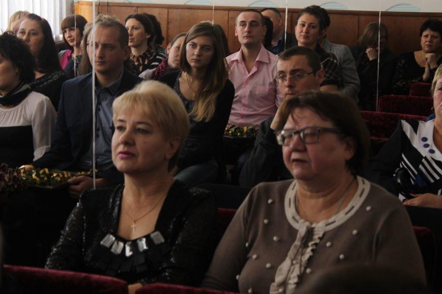Добропольским социальным работникам устроили праздник (ФОТО), фото-4