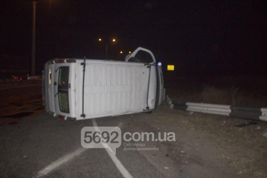 В ДТП на трассе под Днепродзержинском пострадало 2 человека (фото) - фото 5