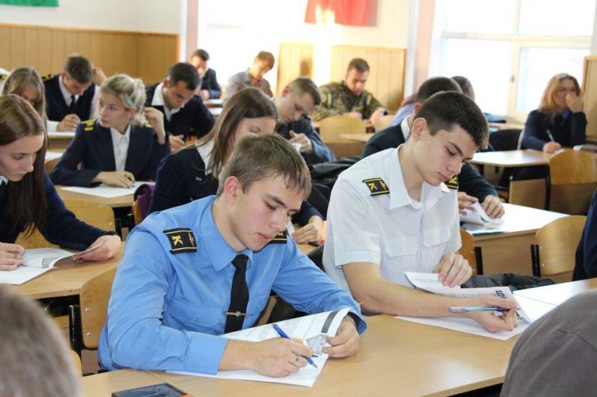 Будущие авиаторы из Кировограда показали свои знания в первом этапе конкурса «Авиатор-2016» (фото) - фото 1