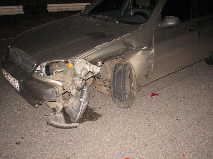 На трассе под Днепродзержинском произошло еще 2 ДТП с пострадавшими, фото-2