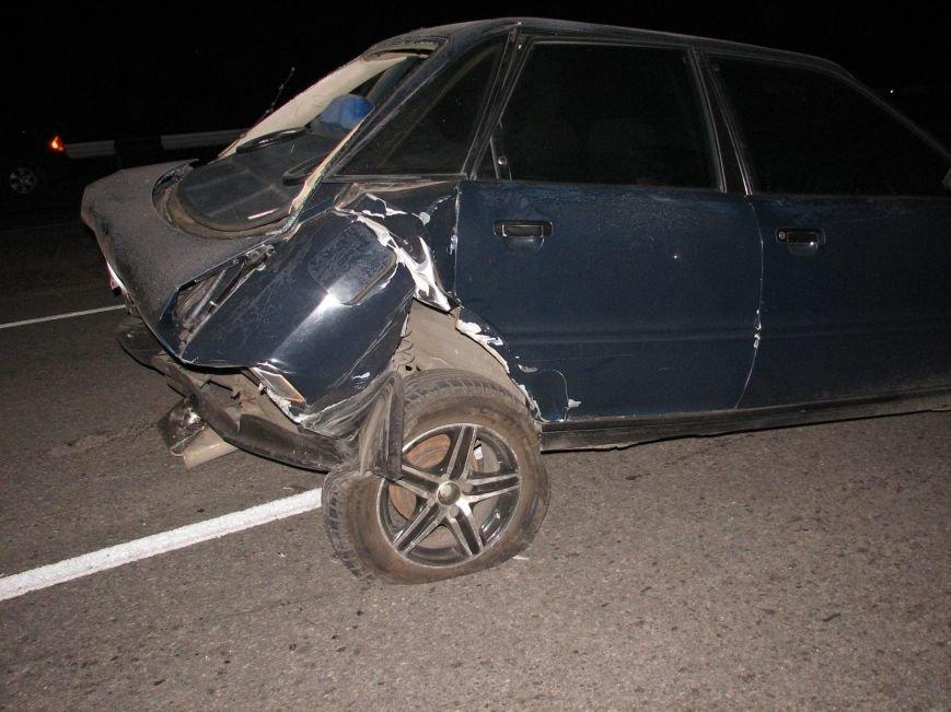 На трассе под Днепродзержинском произошло еще 2 ДТП с пострадавшими, фото-4