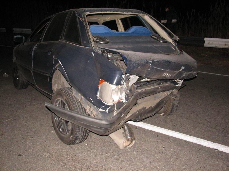 На трассе под Днепродзержинском произошло еще 2 ДТП с пострадавшими, фото-1