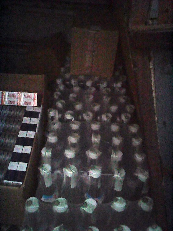 В Красноармейском районе задержана партия контрабандного алкоголя (фото) - фото 2