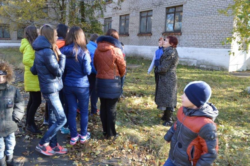 Маленькие енакиевцы украсят школьные дворы, фото-4