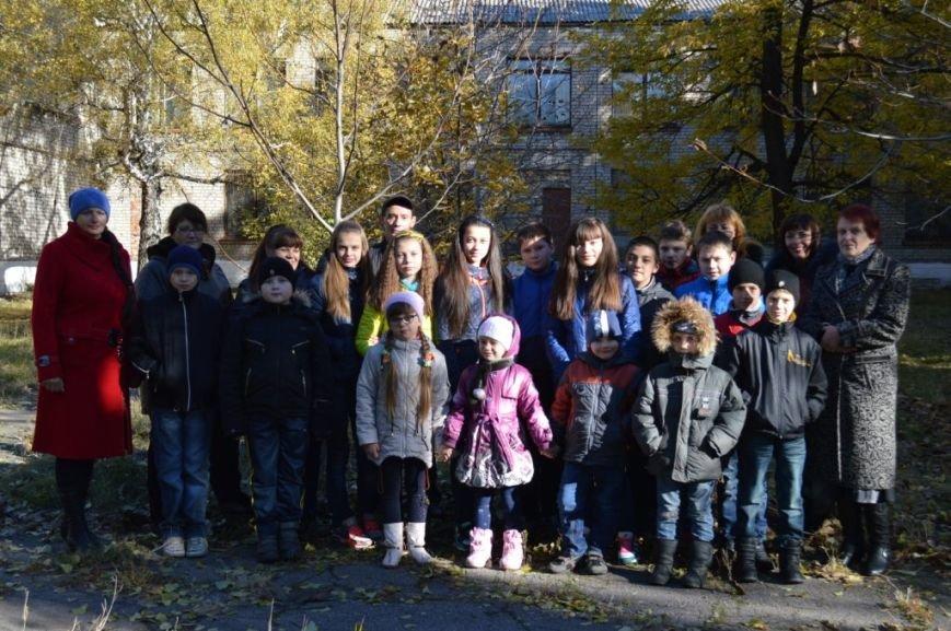 Маленькие енакиевцы украсят школьные дворы, фото-3