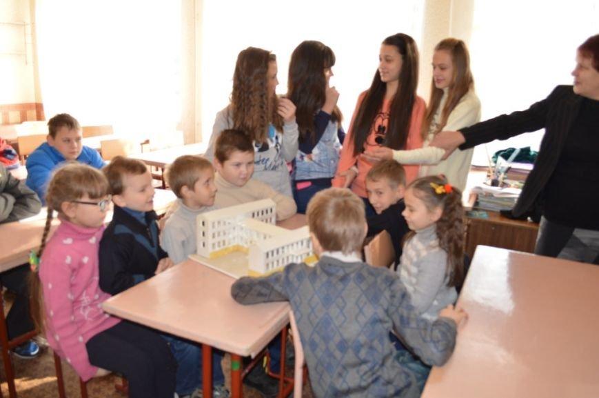 Маленькие енакиевцы украсят школьные дворы, фото-1