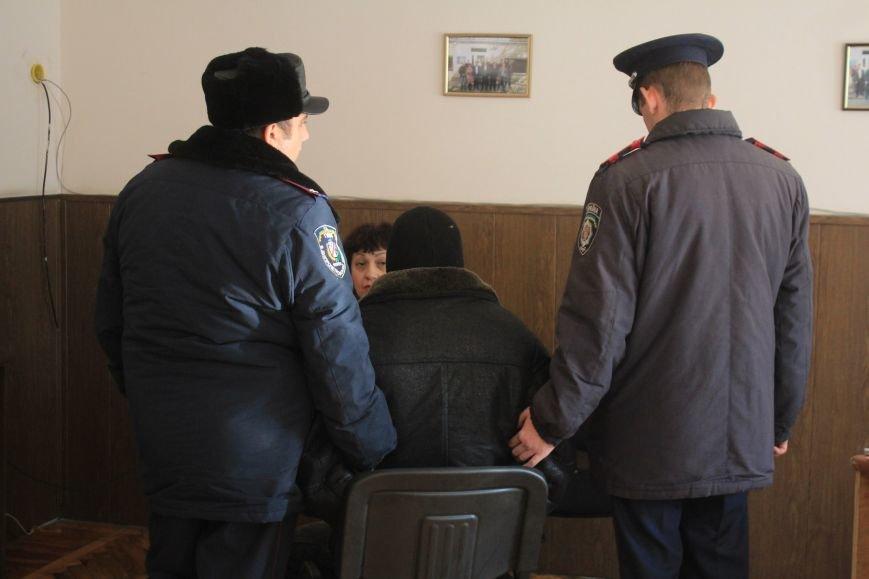 В Днепродзержинске пойман убийца 77-летней женщины (фото) - фото 1