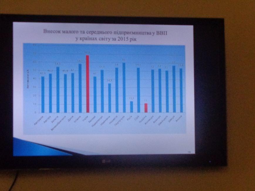 В ДонНТУ Красноармейска состоялся круглый стол по вопросам развития и регулирования малого бизнеса (фото) - фото 3