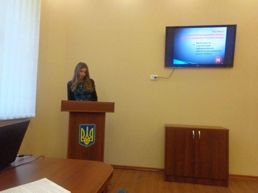 В ДонНТУ Красноармейска состоялся круглый стол по вопросам развития и регулирования малого бизнеса (фото) - фото 5