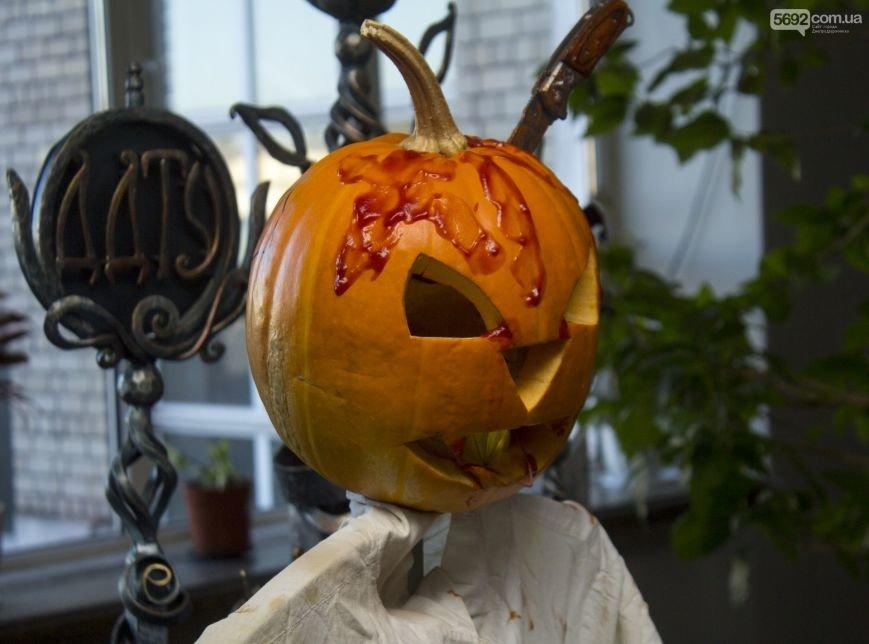 Студенты Днепродзержинска отмечают Хэллоуин, фото-2