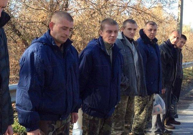 Среди освобожденных из плена террористов двое - бойцы 17 танковой бригады (ФОТО) (фото) - фото 2