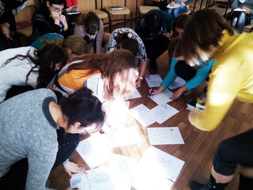 В Красноармейске прошел тренинг для педагогов и практических психологов (фото) - фото 1