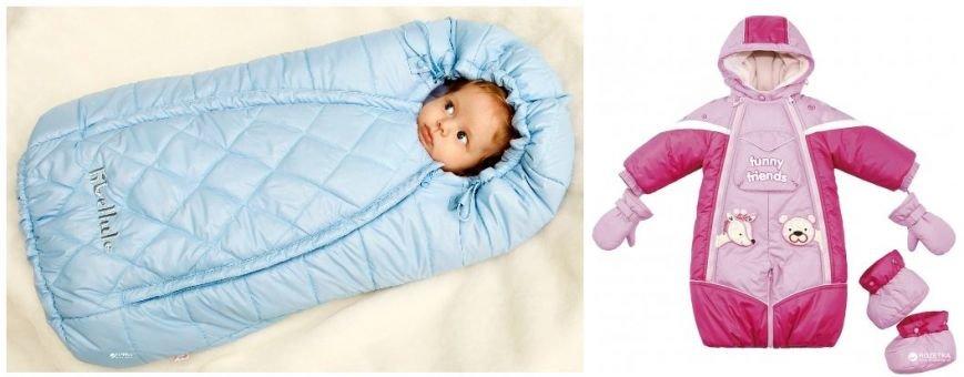 У Розетці знижки на зимові дитячі комбінезони українського бренду Baby Line, фото-1