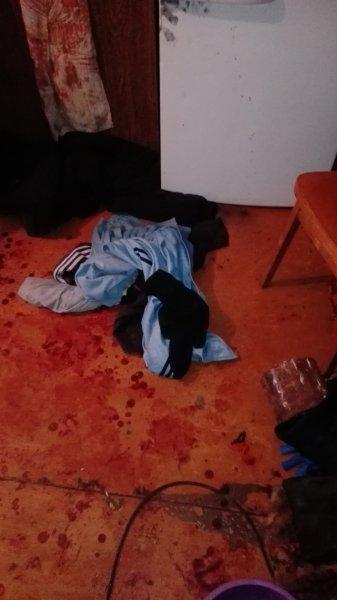 Карты, кропленые кровью: убийство на Нижней Террасе (фото) - фото 1