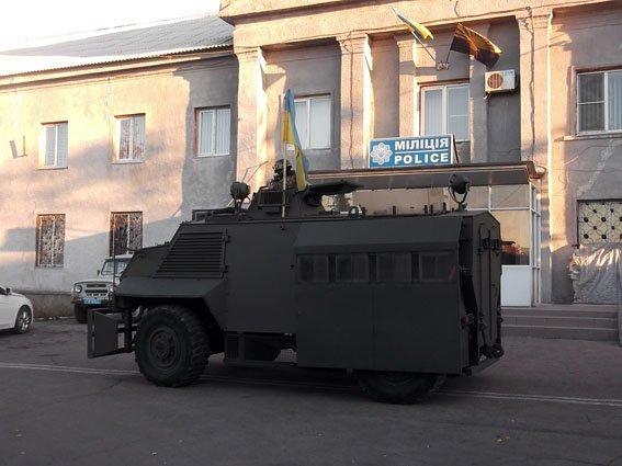 В Димитрове правоохранители и военные объединились на учениях (фото) - фото 3