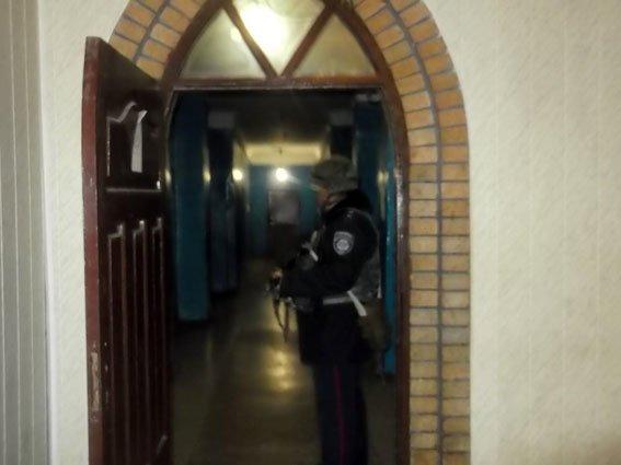 В Димитрове правоохранители и военные объединились на учениях (фото) - фото 1