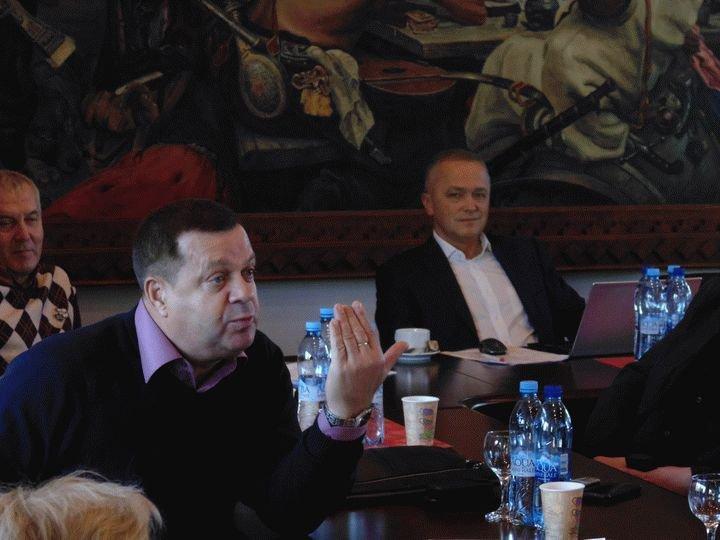 В Запорожье завершилась конференция коксохимиков Украины. Ломали голову, как удешевить свою продукцию и повысить ее качество (ФОТО), фото-1