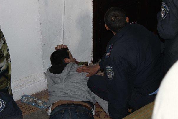 В Івано-Франківську жінку разом із сином силоміць виселили з квартири. ФОТО+ВІДЕО, фото-7