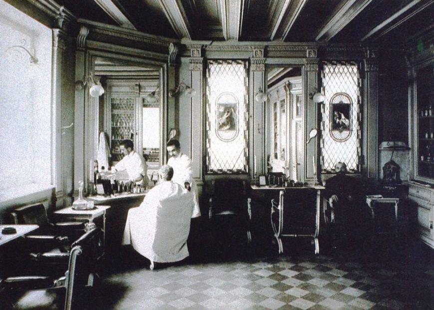 Екатеринославские парикмахерские: мужская прическа «а-ля Капуль» и запрет на бороды для студентов (фото) - фото 2