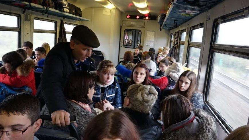 Двери Закарпатья: школьники из зоны АТО увидели мир с другой стороны (фото) - фото 9