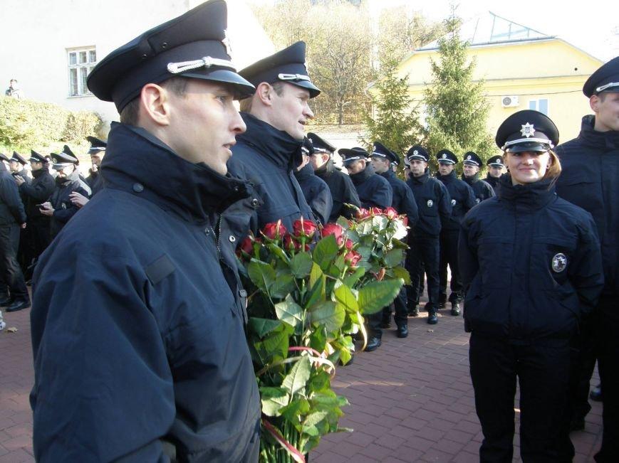 У Львові ще 122 поліцейських присягнули на вірність українському народові (ФОТО+ВІДЕО), фото-6