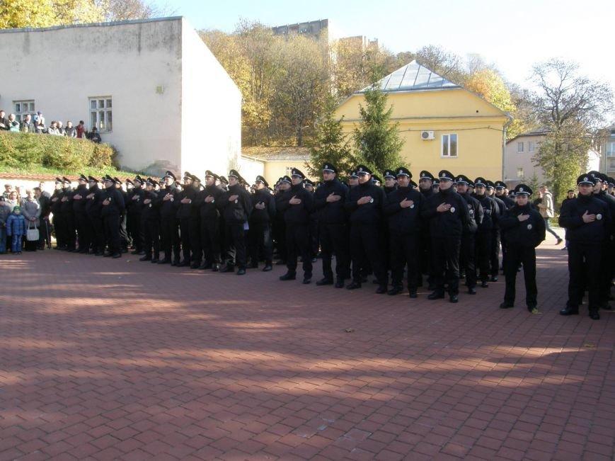 У Львові ще 122 поліцейських присягнули на вірність українському народові (ФОТО+ВІДЕО), фото-8