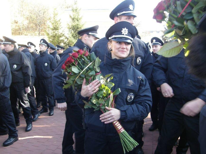У Львові ще 122 поліцейських присягнули на вірність українському народові (ФОТО+ВІДЕО), фото-7