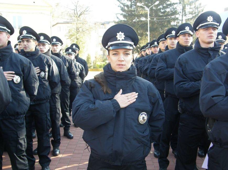 У Львові ще 122 поліцейських присягнули на вірність українському народові (ФОТО+ВІДЕО), фото-4