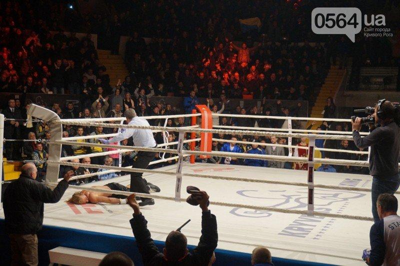 Бой в Кривом Роге: Евгений Хитров отправил соперника в нокаут (ФОТО), фото-7