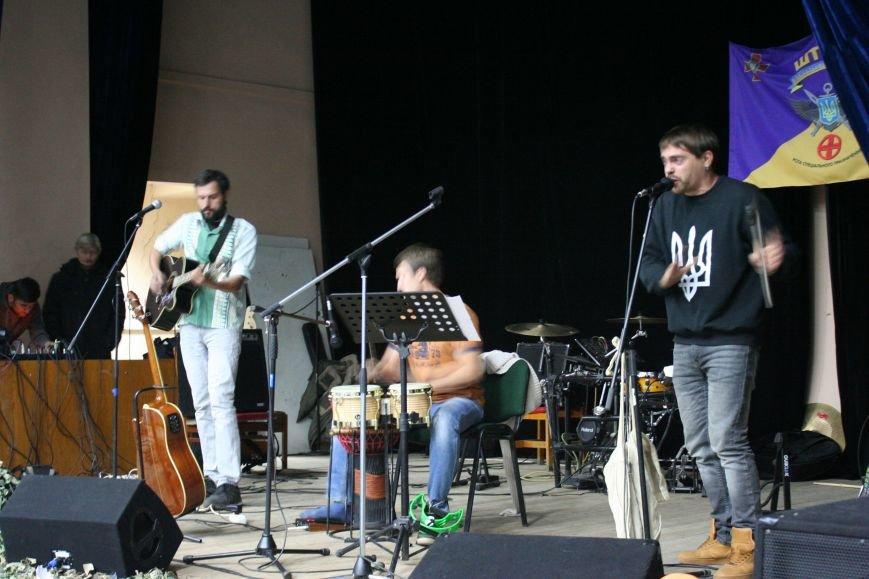 В Запорожье прошел концерт в поддержку роты «Шторм», - ФОТОРЕПОРТАЖ, фото-19
