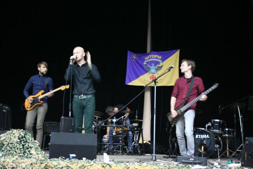В Запорожье прошел концерт в поддержку роты «Шторм», - ФОТОРЕПОРТАЖ, фото-21