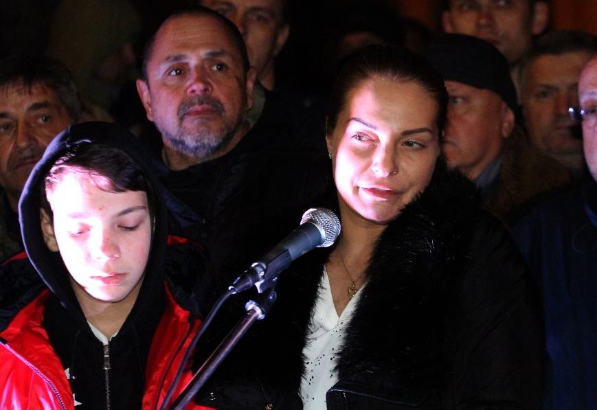 Под днепропетровской ОГА прошёл митинг против действий власти (ФОТО), фото-4