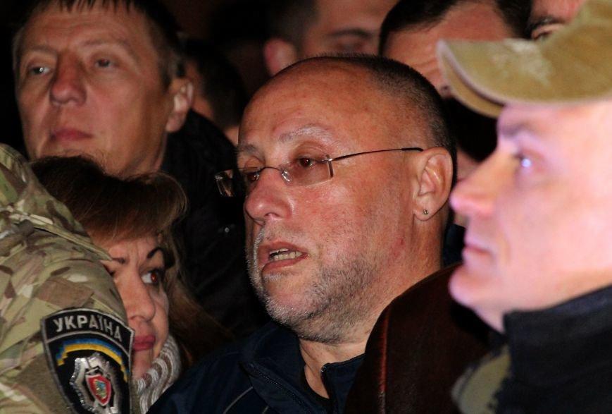 Под днепропетровской ОГА прошёл митинг против действий власти (ФОТО), фото-5