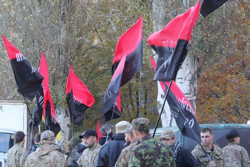 Днепропетровский Правый сектор провел митинг возле СИЗО (ФОТО), фото-2