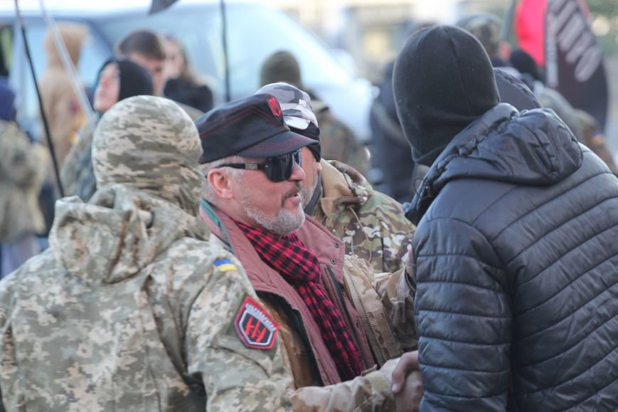 Днепропетровский Правый сектор провел митинг возле СИЗО (ФОТО), фото-3